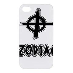 Zodiac Killer  Apple Iphone 4/4s Hardshell Case