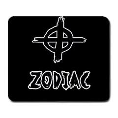 Zodiac Killer  Large Mousepads