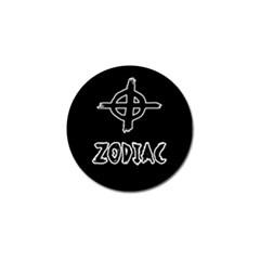 Zodiac Killer  Golf Ball Marker (10 Pack)