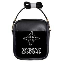 Zodiac Killer  Girls Sling Bags