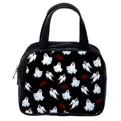 Ghost Pattern Classic Handbags (one Side)