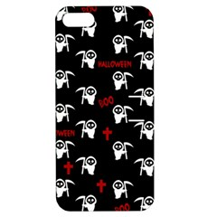 Death Pattern   Halloween Apple Iphone 5 Hardshell Case With Stand