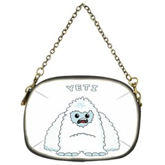 Yeti Chain Purses (one Side)