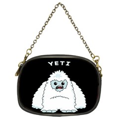 Yeti Chain Purses (two Sides)