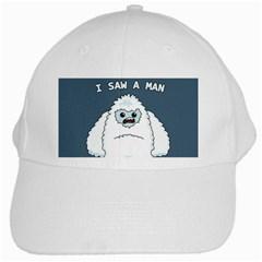 Yeti   I Saw A Man White Cap