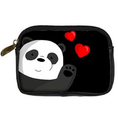 Cute Panda Digital Camera Cases