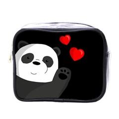 Cute Panda Mini Toiletries Bags