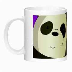 Cute Pandas Night Luminous Mugs