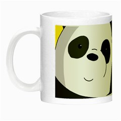 Cute Pandas Night Luminous Mugs