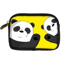 Cute Pandas Digital Camera Cases