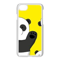 Cute Pandas Apple Iphone 7 Seamless Case (white)