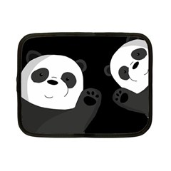 Cute Pandas Netbook Case (small)