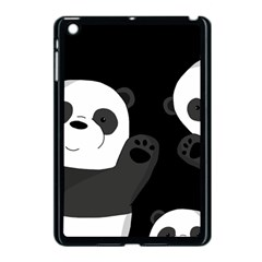 Cute Pandas Apple Ipad Mini Case (black)
