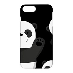 Cute Pandas Apple Iphone 7 Plus Hardshell Case