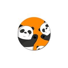 Cute Pandas Golf Ball Marker (10 Pack)