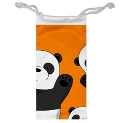 Cute Pandas Jewelry Bag