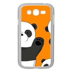 Cute Pandas Samsung Galaxy Grand Duos I9082 Case (white)