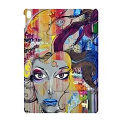 Graffiti Mural Street Art Painting Apple Ipad Pro 10 5   Hardshell Case