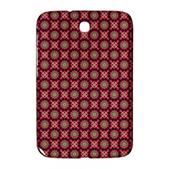 Kaleidoscope Seamless Pattern Samsung Galaxy Note 8 0 N5100 Hardshell Case