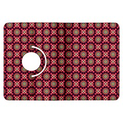 Kaleidoscope Seamless Pattern Kindle Fire Hdx Flip 360 Case