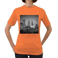Minneapolis Minnesota Skyline Women s Dark T Shirt