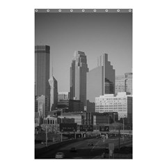 Minneapolis Minnesota Skyline Shower Curtain 48  X 72  (small)