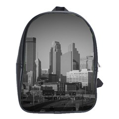 Minneapolis Minnesota Skyline School Bag (xl)
