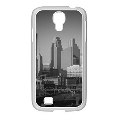 Minneapolis Minnesota Skyline Samsung Galaxy S4 I9500/ I9505 Case (white)