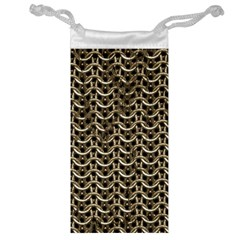 Sparkling Metal Chains 01a Jewelry Bag