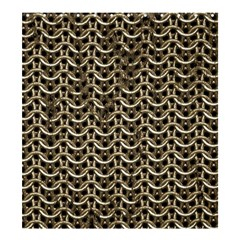 Sparkling Metal Chains 01a Shower Curtain 66  X 72  (large)