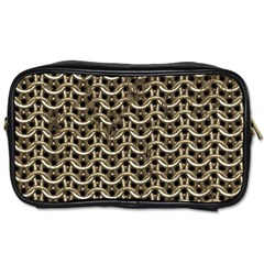 Sparkling Metal Chains 01a Toiletries Bags 2 Side