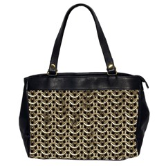 Sparkling Metal Chains 01a Office Handbags (2 Sides)