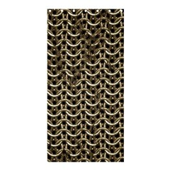 Sparkling Metal Chains 01a Shower Curtain 36  X 72  (stall)