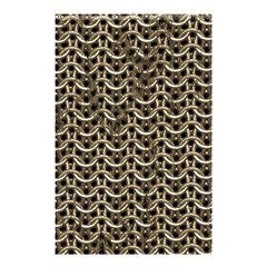 Sparkling Metal Chains 01a Shower Curtain 48  X 72  (small)
