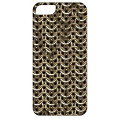 Sparkling Metal Chains 01a Apple Iphone 5 Classic Hardshell Case
