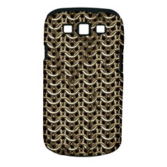 Sparkling Metal Chains 01a Samsung Galaxy S Iii Classic Hardshell Case (pc+silicone)