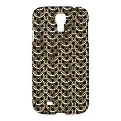 Sparkling Metal Chains 01a Samsung Galaxy S4 I9500/i9505 Hardshell Case