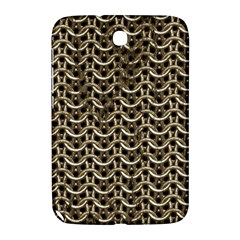 Sparkling Metal Chains 01a Samsung Galaxy Note 8 0 N5100 Hardshell Case