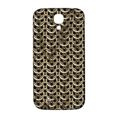 Sparkling Metal Chains 01a Samsung Galaxy S4 I9500/i9505  Hardshell Back Case