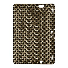 Sparkling Metal Chains 01a Kindle Fire Hdx 8 9  Hardshell Case