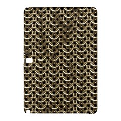 Sparkling Metal Chains 01a Samsung Galaxy Tab Pro 10 1 Hardshell Case