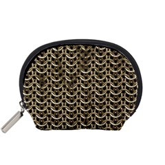 Sparkling Metal Chains 01a Accessory Pouches (small)