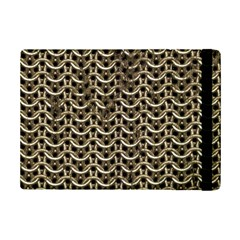 Sparkling Metal Chains 01a Ipad Mini 2 Flip Cases