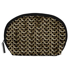 Sparkling Metal Chains 01a Accessory Pouches (large)