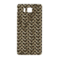 Sparkling Metal Chains 01a Samsung Galaxy Alpha Hardshell Back Case