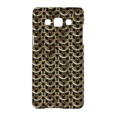 Sparkling Metal Chains 01a Samsung Galaxy A5 Hardshell Case