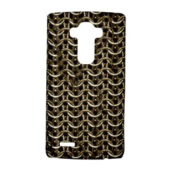 Sparkling Metal Chains 01a Lg G4 Hardshell Case