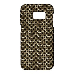 Sparkling Metal Chains 01a Samsung Galaxy S7 Hardshell Case
