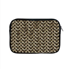 Sparkling Metal Chains 01a Apple Macbook Pro 15  Zipper Case