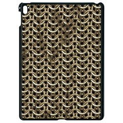 Sparkling Metal Chains 01a Apple Ipad Pro 9 7   Black Seamless Case